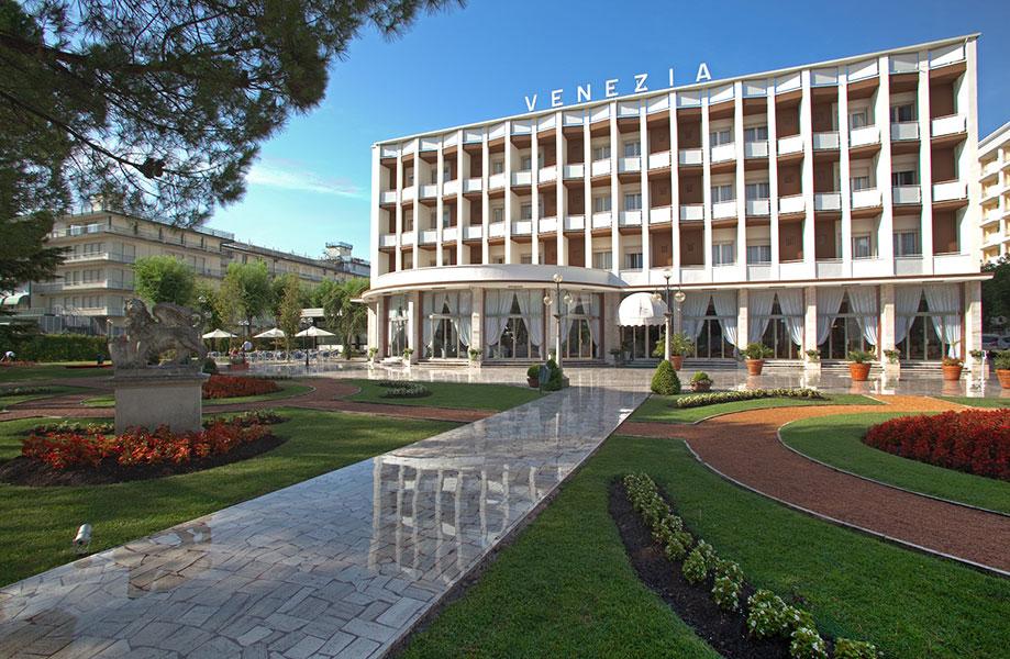 Hotel-Venezia-Frontseite