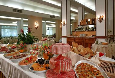 Hotel-Venezia-Speisesaal