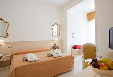 Hotel-Venezia-Zimmer-Balkon
